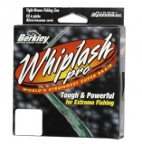 BERKLEY WHIPLASH PRO - SPOOL GREEN 110M 0,28mm